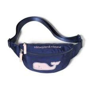Vineyard Vines Target Pink Whale Fanny Pack NWT